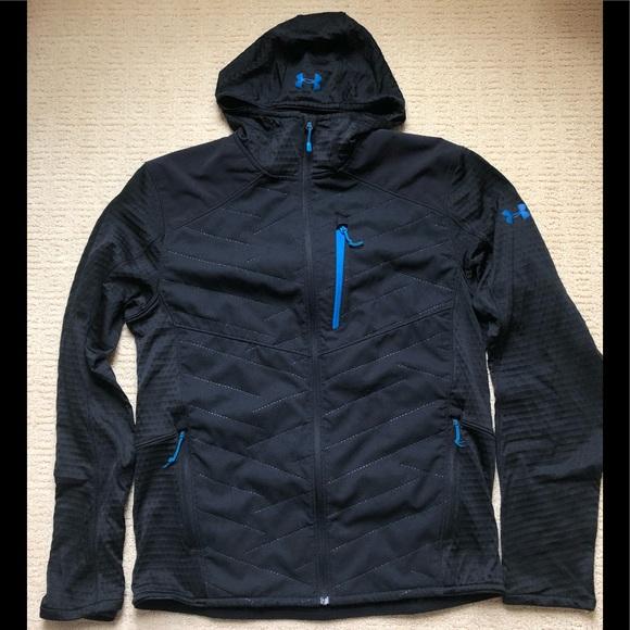 a648874d Under Armour Jackets & Coats | Coldgear Reactor Exert Jacket | Poshmark